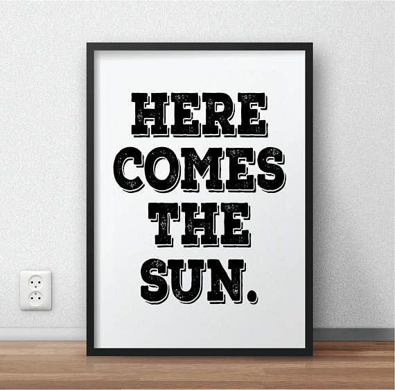 Hey, I found this really awesome Etsy listing at https://www.etsy.com/listing/523469199/here-comes-the-sun-printable-bathroom