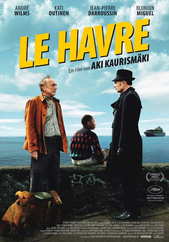 Le Havre : Aki Kaurismäki (2011)
