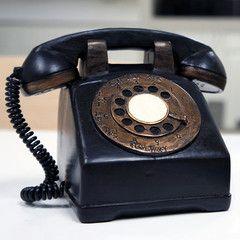 Retro Coin Bank Dial Phone