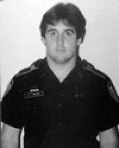 Police Officer Richard James Davidson, Shreveport Police Department, Louisiana