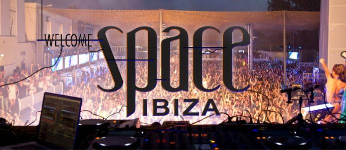 Space Ibiza. Good times.