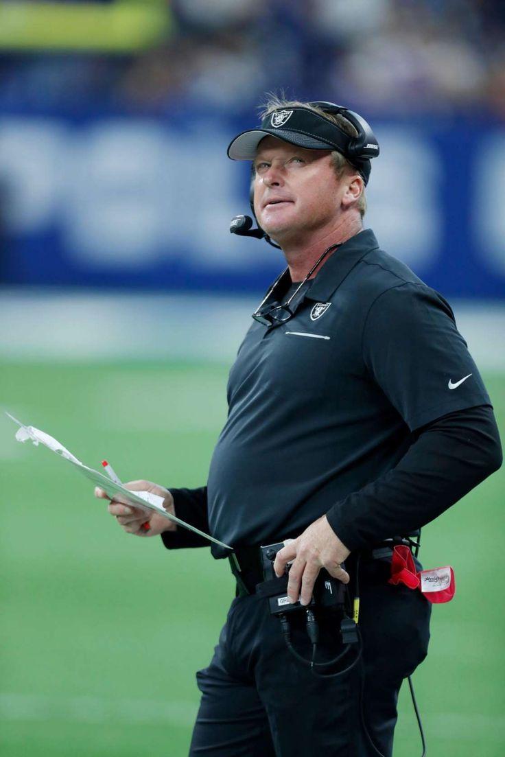 Week 4 winners, losers Jon Gruden's Raiders get a big