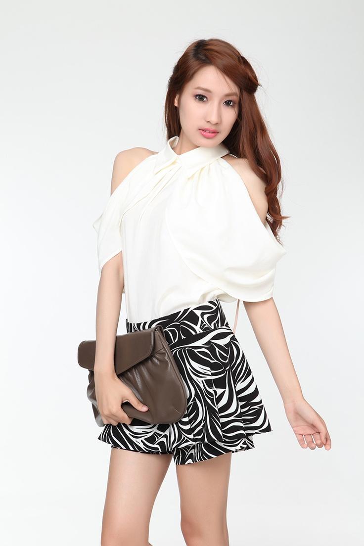 Cotton Rayon Blouse 40