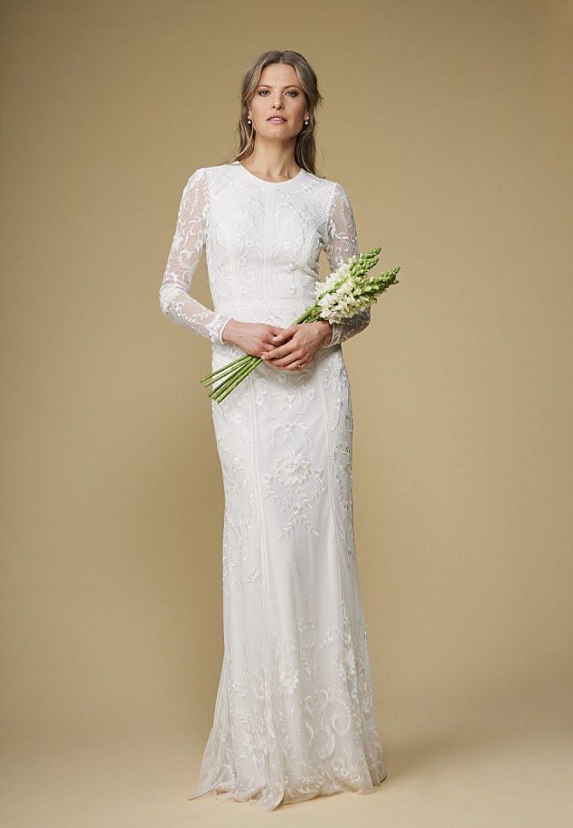 Plus size mature wedding dresses