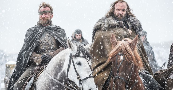 If the Game of Thrones Season 7 premiere taught us anything, it was to keep an eye-patch squarely focused on Beric Dondarrion's shenanigans. He and his shifty red priest, Thoros — who's man bun is fooling no one, especially not the Hound — are up to something. Also known as Westeros' Friendly Neighborhood Frankenstein, Beric is the dude from the Brotherhood Without Banners who Thoros keeps bringing back from the dead like it's a party trick. One reason to keep an eye on Beric this season is…