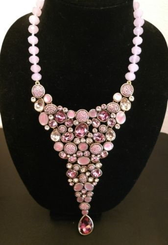 HEIDI-DAUS-034-I-CONFESS-034-CRYSTAL-AND-MOTHER-OF-PEARL-DROP-NECKLACE-GORGEOUS