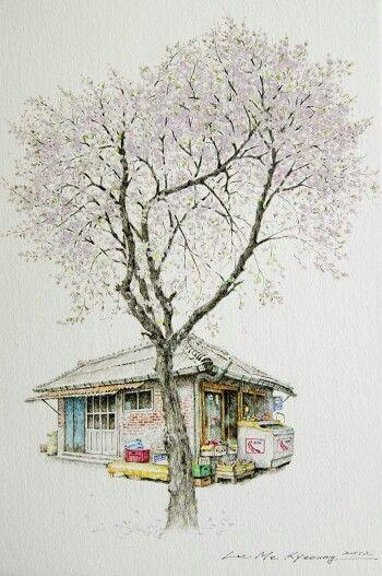 KOREAN ART ( 이미경 )