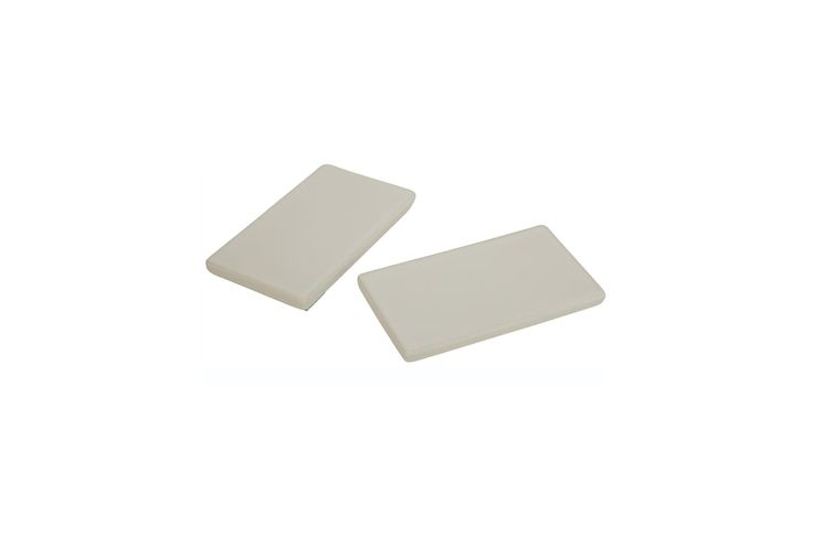 Toto TCU884CV Side Plate (2) with Velcro Tape Colonial White