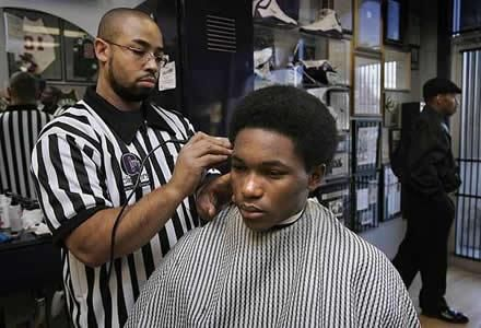 L.A. Barbers To Use $8.5 Million Grant To Screen Black Men ForHypertension