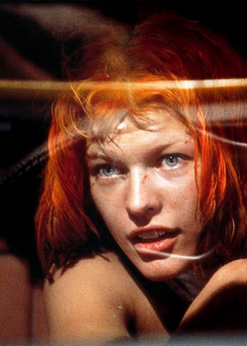 17 Best images about &... Milla Jovovich Age In The Fifth Element