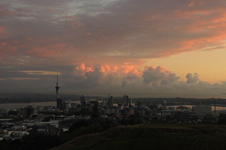 Auckland Sunrise Sessions @pilaricke