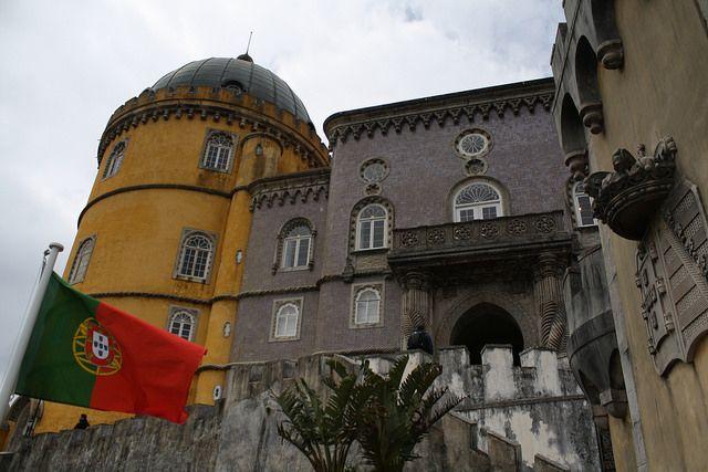 Sintra: Pena National Palace