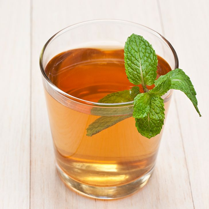 Sip on This: Peppermint Tea Supports Weight Loss, helps with IBS symptoms.