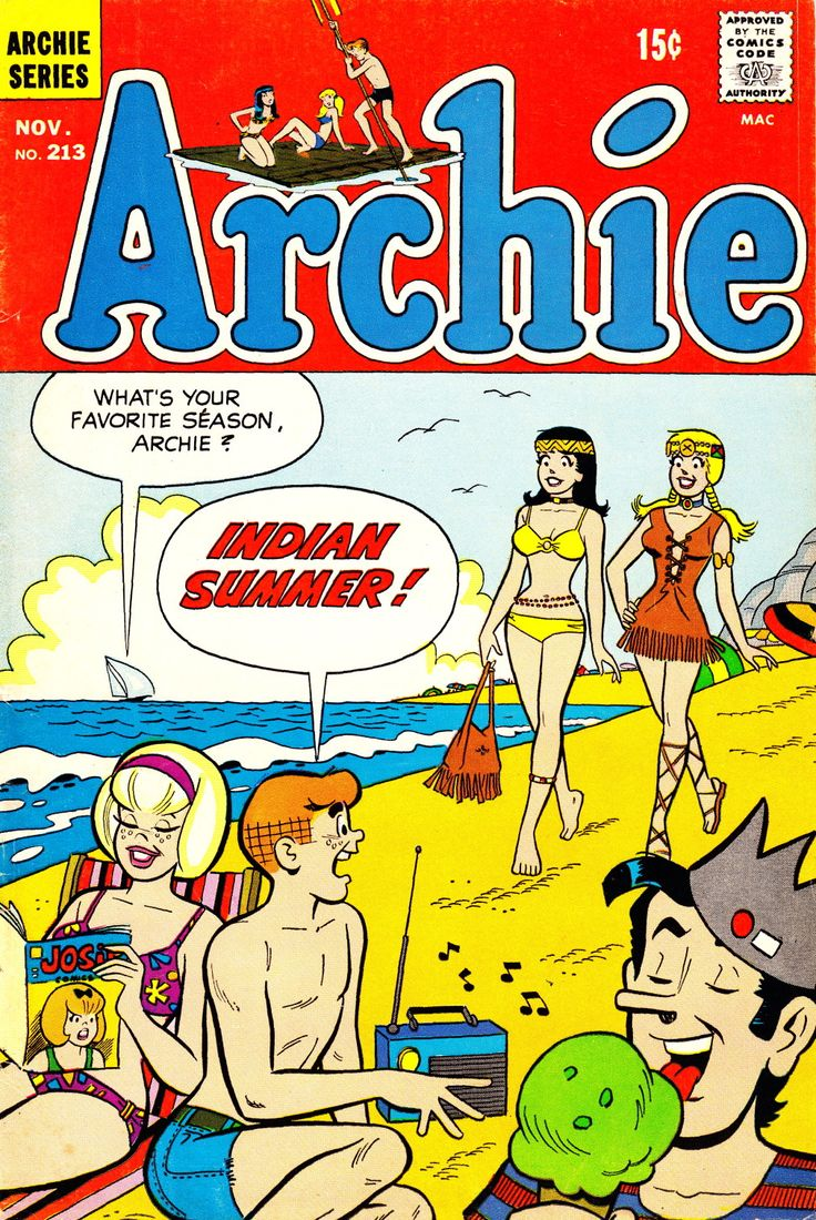 I do enjoyed Archie and the hang