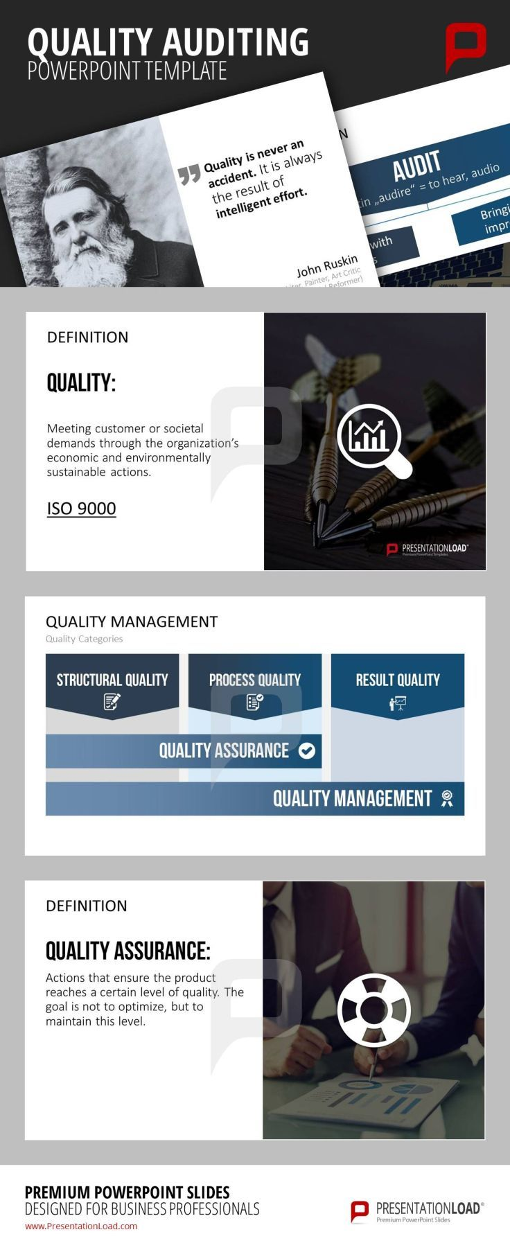 102 best images about quality management powerpoint templates on pinterest yellow belt. Black Bedroom Furniture Sets. Home Design Ideas