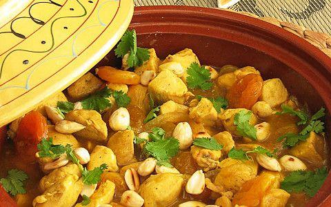 Koken met de Tajine + Kip Pistache Recept
