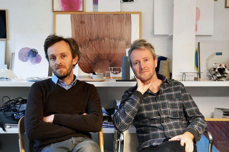 designboom goes inside the paris studio of ronan + erwan bouroullec