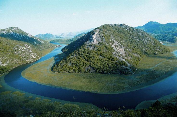 Parco Nazionale del Lago di Scutari - Montenegro
