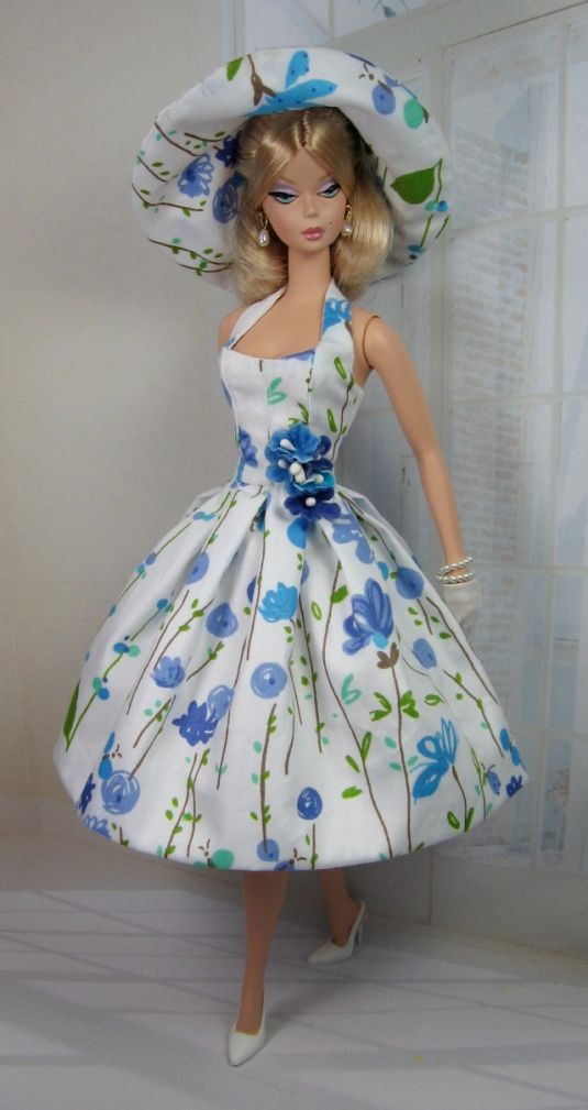 Silkstone Barbie Cornflower