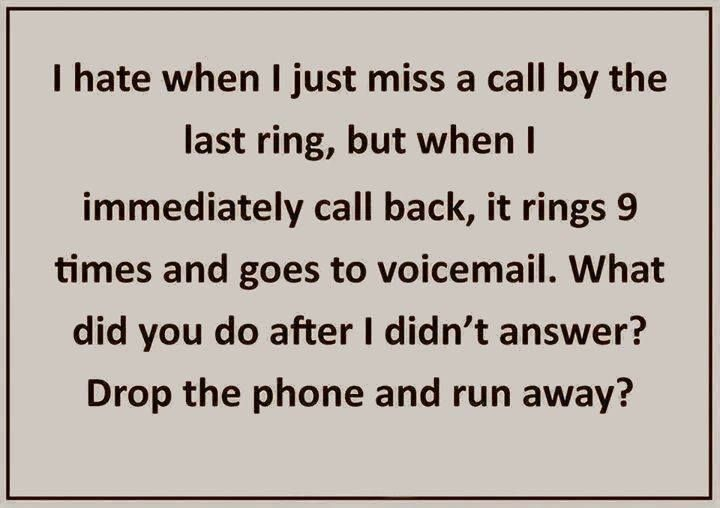 Phone Quote #Answer, #Run