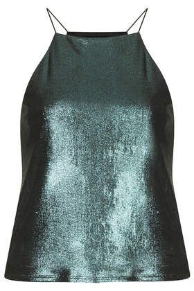 Liquid Metallic Cami