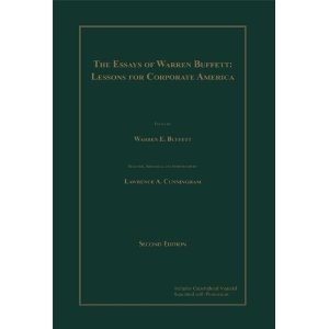 the essays of warren buffett ebook
