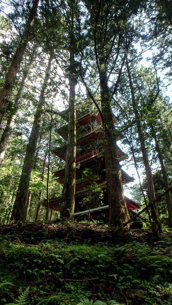 Temple et sanctuaire Nikko 02
