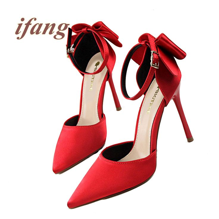 $29.55 (Buy here: https://alitems.com/g/1e8d114494ebda23ff8b16525dc3e8/?i=5&ulp=https%3A%2F%2Fwww.aliexpress.com%2Fitem%2Fifang-Bowtie-Women-Party-Pumps-Victoria-Shoes-2016-Bridal-High-Heels-Sexy-Ladies-Shoes-Woman-High%2F32692091813.html ) ifang Bowtie Women Party Pumps Victoria Shoes 2016 Bridal High Heels Sexy Ladies Shoes Woman High Heel Women Heels Wedding Pumps for just $29.55