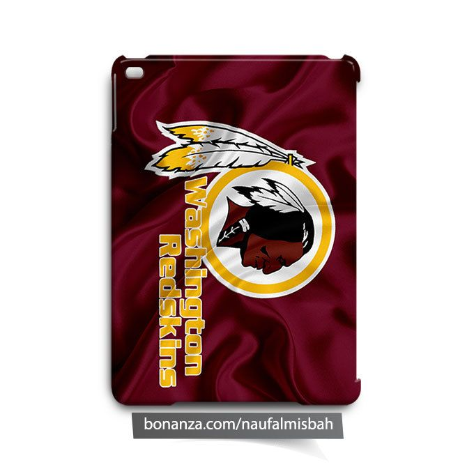 Washington Redskins Ruffles Silk iPad Air Mini 2 3 4 Case Cover