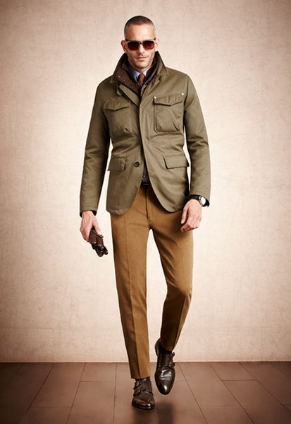 olive brown s style book style