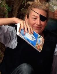 Correspondent Marie Colvin. One of the astonishing inspirations for my character Greer Madison