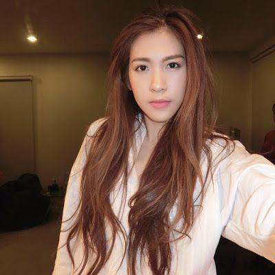 Anisa Nugraha artis Thailand berdarah Indonesia #artis #keren #cantik #wanita #cewek #selebriti #blogpost