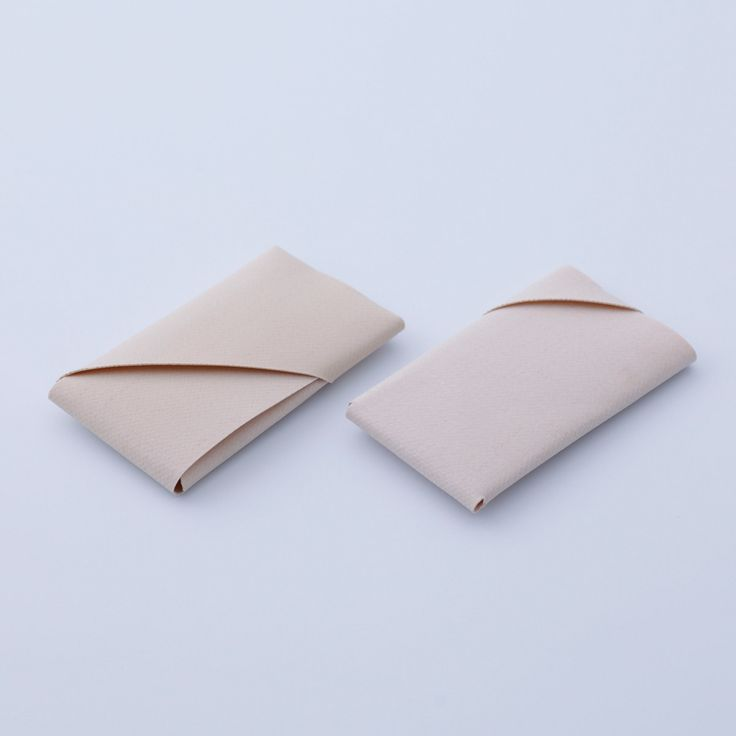 Card Case is a minimalist design created by Japan-based designer Katamaku. The card case is designed using the same material found on the ro...