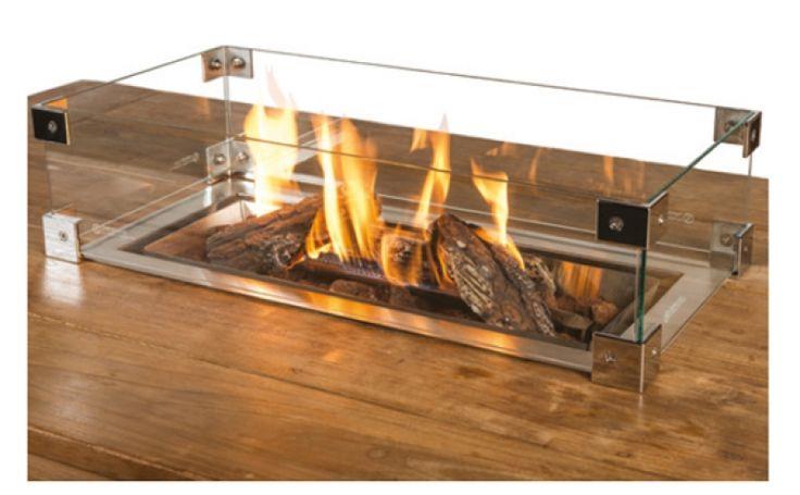 NEU bei Solero Feuertische zum einbauen!