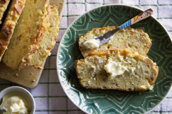 South African Bacon & Mealie (Corn) Bread