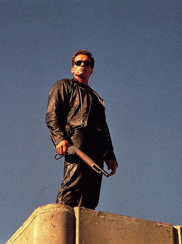 Terminator 2: Judgment Day // Terminator II