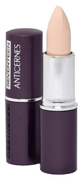 Anticernes | Seventeen Cosmetics A creamy-textured product in stick form, that provides optimal coverage of dark, under-eye circles. #Seventeen #Cosmetics #anicernes #makeup