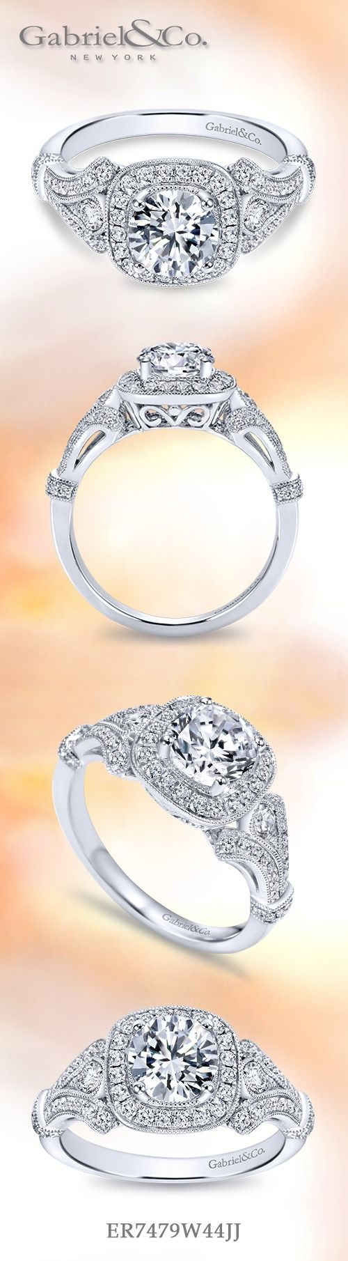 Voted #1 Most Preferred Fine Jewelry And Bridal Brand Round Halo Engagement  Ringsring
