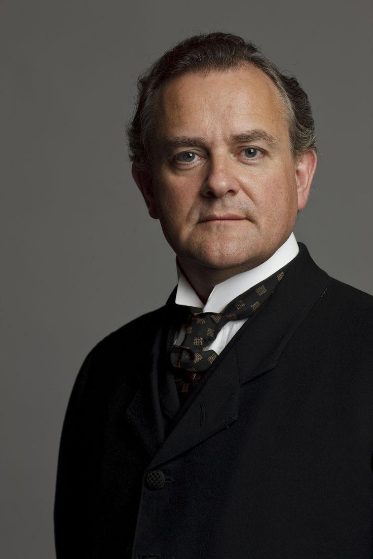 """Downton Abbey S1 Hugh Bonneville as """"Robert Crawley"""""""
