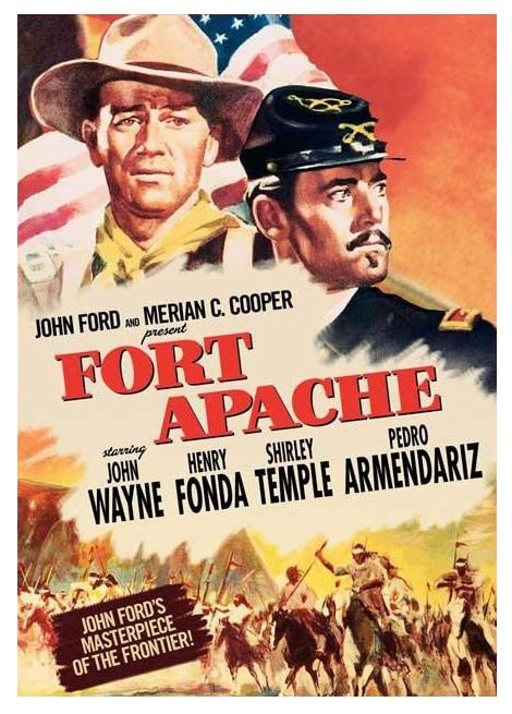 Fort Apache from the story Massacre by James Warner Bellah