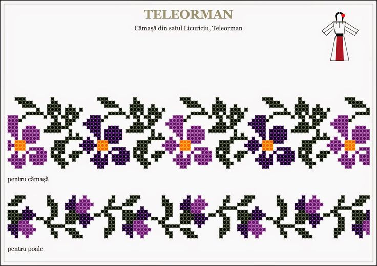 Semne Cusute: pansele de Teleorman, MUNTENIA