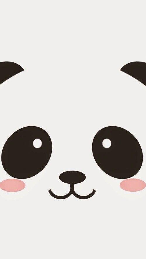Panda hatterkep