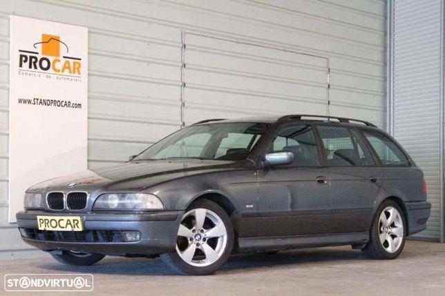BMW 525 tds preços usados