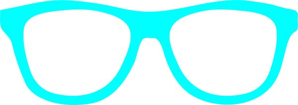 Pics For gt Blue Sunglasses Clipart