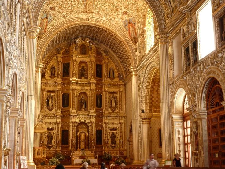 Santo Domingo-Oaxaca-Mex
