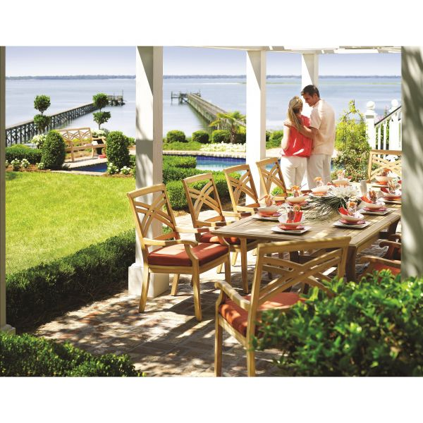 FormOutdoors   Live Outdoors Gloster Halifax Large Extending Table  teak   wood  dining. 51 best Gloster images on Pinterest   Dining table and Wicker