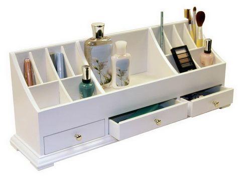BEDROOM ORGANIZATION IDEAS - Personal MDF Bedroom Organizer