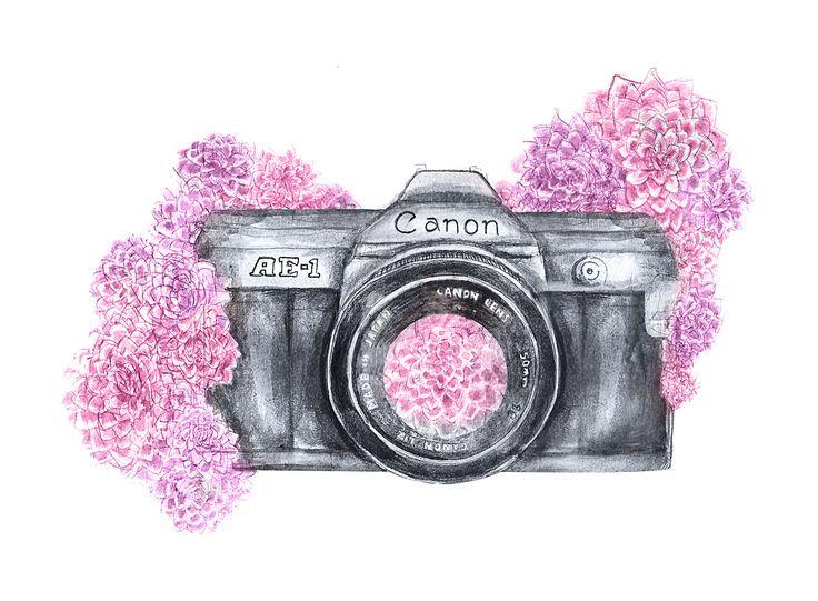 Dibujos de camaras de fotos buscar con google estampas - Camaras de fotos infantiles ...
