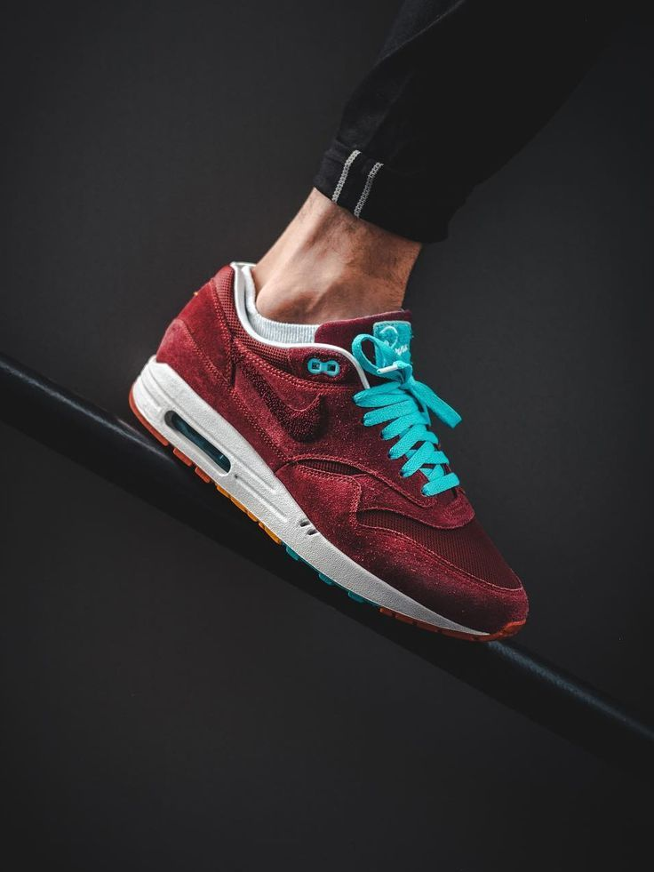 sale retailer be46d 17f90 Nike Air Max 1  Parra x Patta  - 2010 (by niklasgather) Sneakers greatly  benefit from shoe trees related to…   Mens Sneakers   Shoe Tree by Sole  Trees in ...