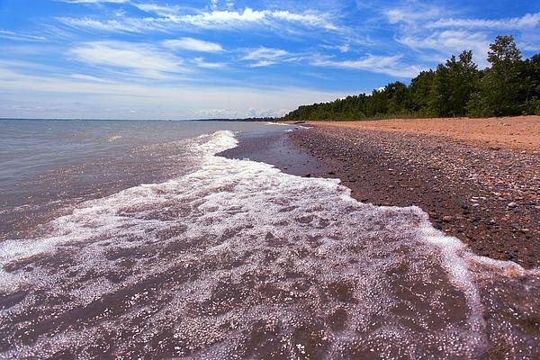 Lakeport Beach - Lakeport Michigan